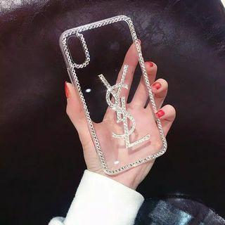 Case samsung soft clear transparant