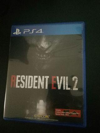 Resident Evil 2 [FREE POSTAGE]