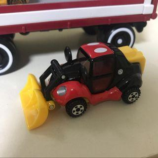 Tomica Mickey Mouse Car