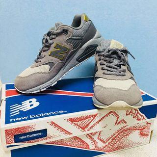 New Balance 580經典復古鞋 WRT580JB 女鞋 灰