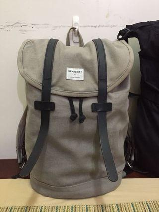 Sandqvist Stig Large backpack 北歐 瑞典 後背包