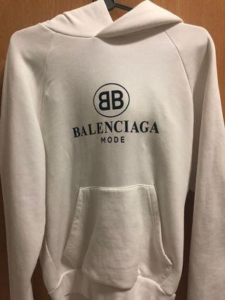 (FAST DEAL 430) Balenciaga BB Mode Hoodie