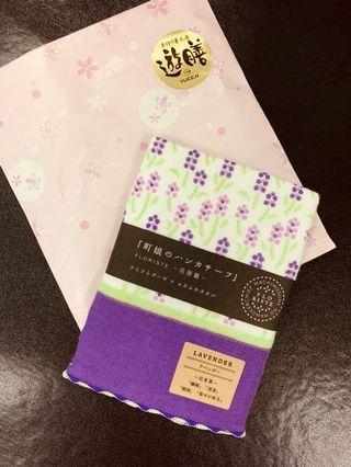 日本好漾小方巾 町娘物語