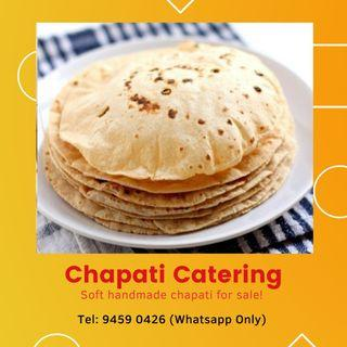 Chappati catering