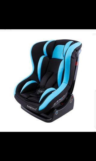 Car Seat sweetheart blue baby kids
