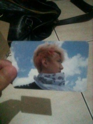 Wtt wts  exo sc what a life kihno photocard