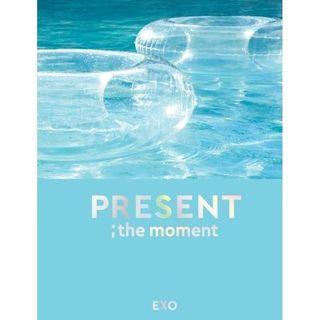 🌺EXO🌺PRESENT ; THE MOMENT (Photo Book)