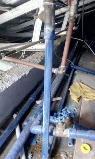 Sepcialis tukang paip& renovation nilai