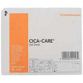 """Cica-Care Silicone Gel Adhesive Sheet (5"""" x 6"""")"""