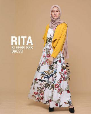 RITA SLEEVELESS DRESS(Pre-Order)