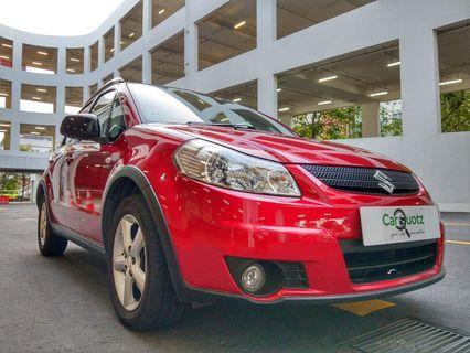 Suzuki SX4 car for rent
