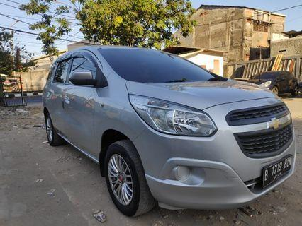 Chevrolet Spin LS 2013 MT