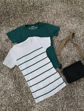 2 Cotton On T shirt inc postage