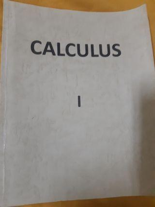 數學系微積分 (兩冊)