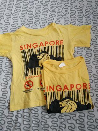 Tshirt singapore