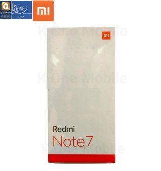 Brand New Redmi Note 7 64GB/128GB