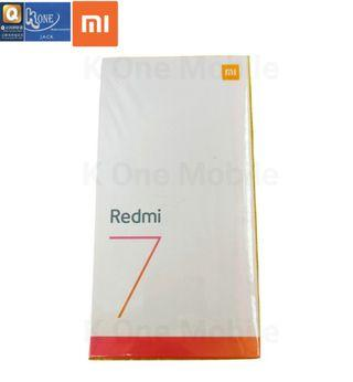 Brand New Redmi 7 16/32GB New