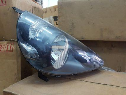 Honda jazz 2007yr head lamp lh