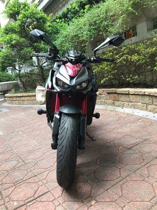 Kawasaki z1000(四代、ABS)