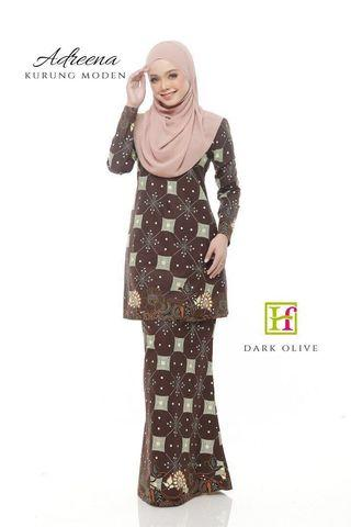 Baju Kurung Adreena Exclusive