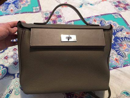 New leather bag. Kelly 2424 inspired