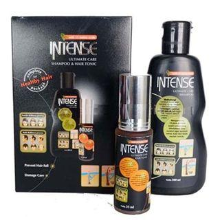 Shampoo dan hair growth tonic intense ultimate care