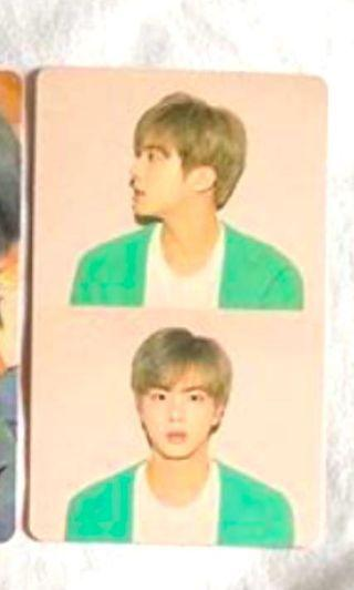 BTS MAP OF SOUL: PERSONA(JIN PC)