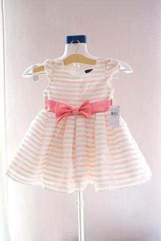 2T Dress Pesta Gaun Terusan Baju