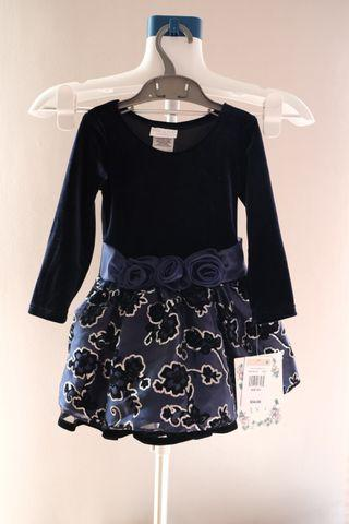 2T Dress Pesta Gaun Terusan