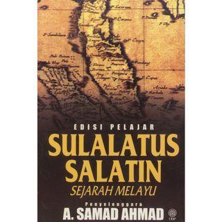 Sulalatus Salatin (Sejarah Melayu): Edisi Pelajar