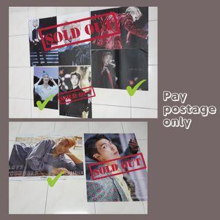 BTS RM / NAMJOON Posters