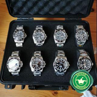 Ready Stock 23.08 Rolex Submariner No Date Tag Heuer