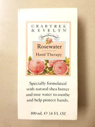 [全新 美國帶回 可議價] 瑰柏翠 玫瑰水系列 護手霜