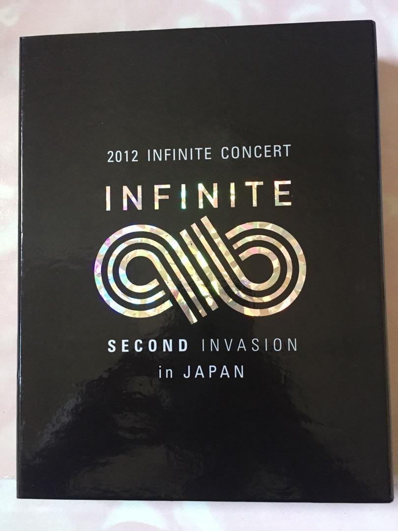 2012 Infinite Concert - Infinite Second Invasion in Japan