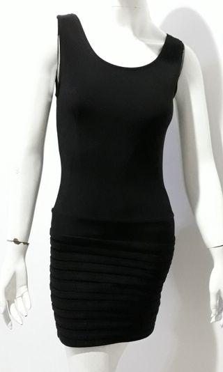Black mini Dress tangga