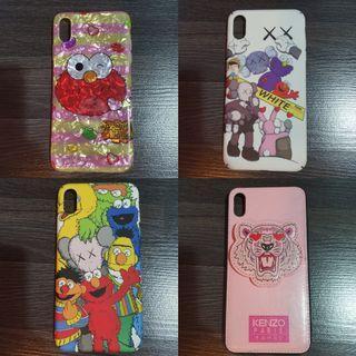 iPhone Xs Max Kaws Elmo Sesame Street Case Cover