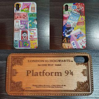 iPhone Xs Max Taiwan Snacks BB Tea Boba Case Cover Potter