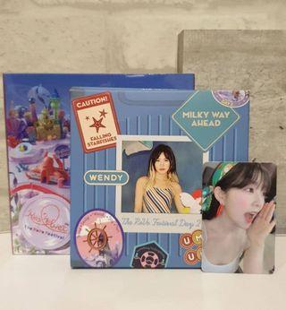 Wendy travel kit + Irene PC