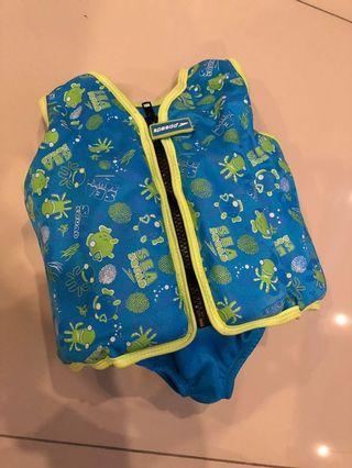 Speedo baby swimming life jacket free mambobaby tube