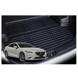 Mazda 6 Leather Boot Tray Mat