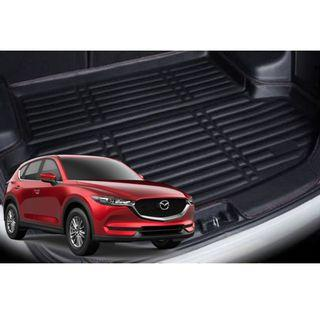Mazda CX-5 Leather Boot Tray Mat