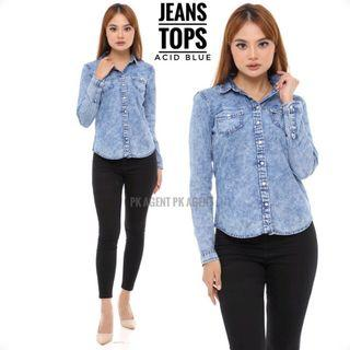 Jeans tops (Pre-Order)