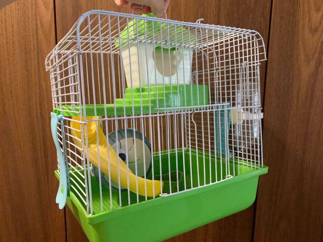 寵物鼠籠 雙層鼠籠 不含老鼠