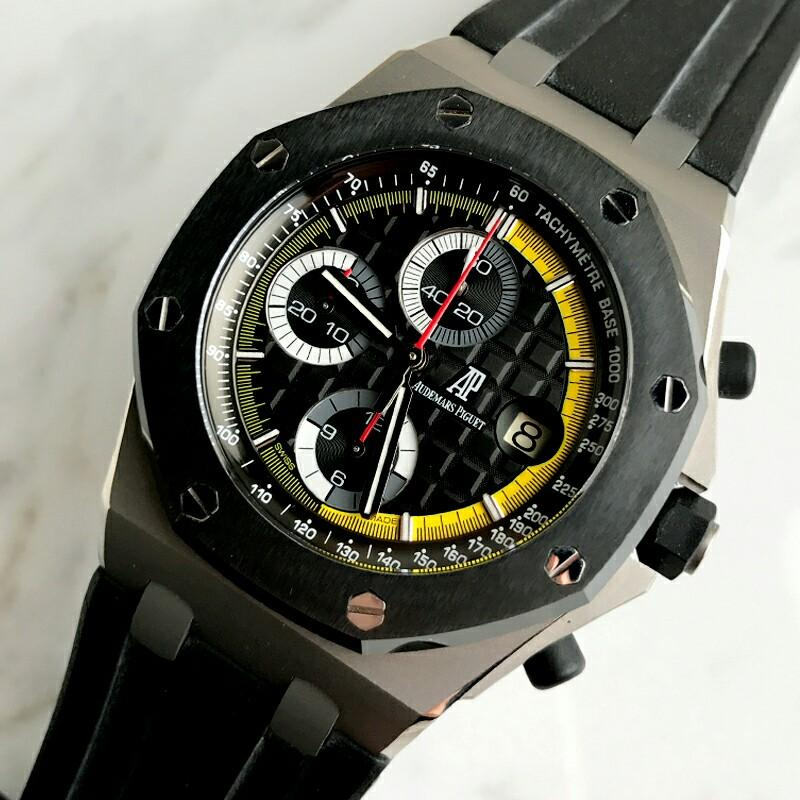AP Audemars Piguet Royal Oak Series Offshore Automatic Mechanical Watch Men's Watch