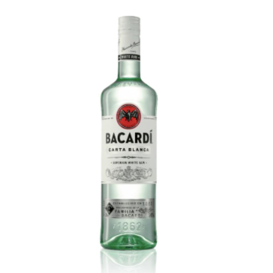 Bicardi Carta Blanca 1L