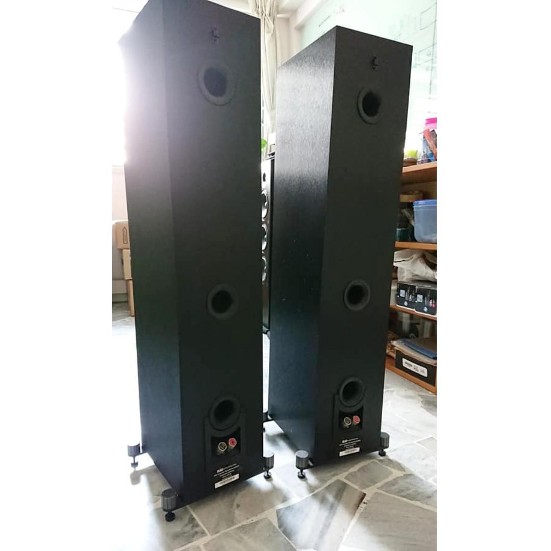 ELAC Unifi UF5 Floorstanding