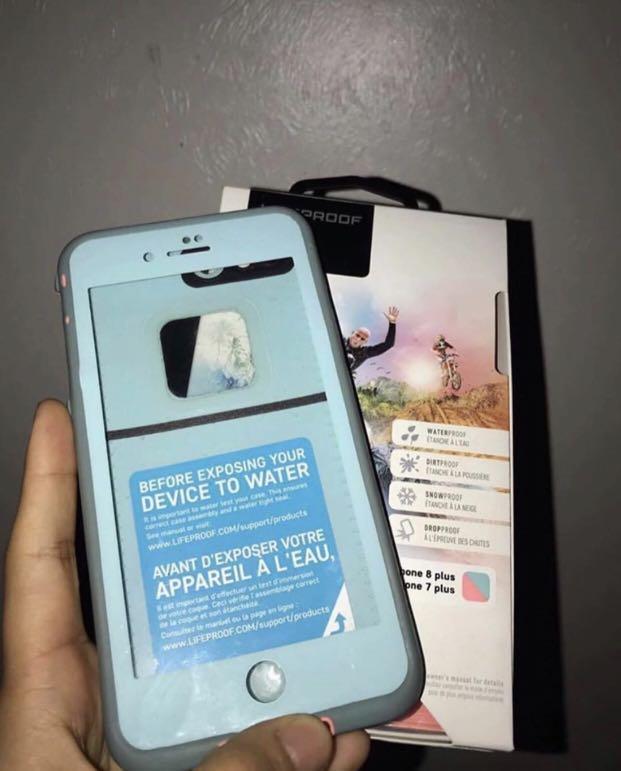iPhone 7+/8+ LifeProof Case