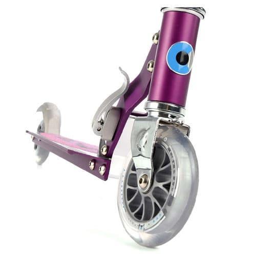 Micro Sprite Special Edition Scooter Purple Stripe