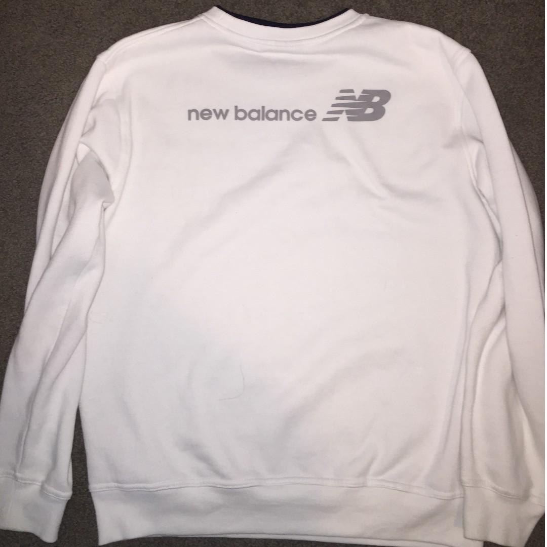 New Balance crewneck jumper