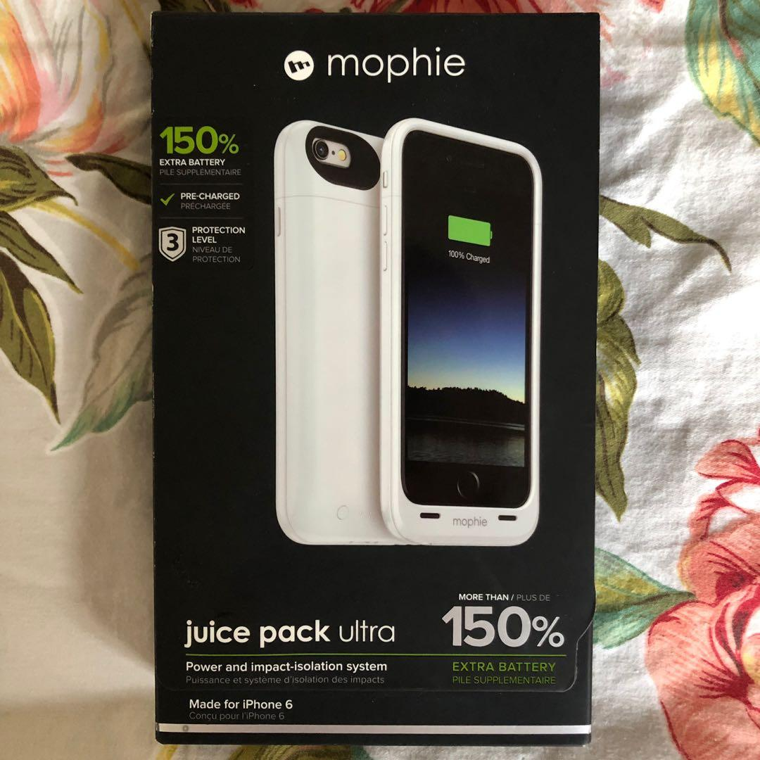 NEW Mophie Battery Case iPhone 6